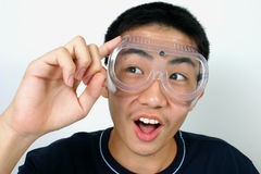 Science guy Stock Photos