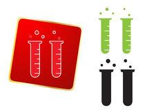 Science icon vector illustration