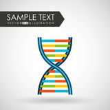 science icon design Royalty Free Stock Images