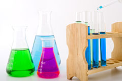 Science lab Royalty Free Stock Photography