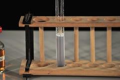 Science laboratory equipment Royalty Free Stock Photos