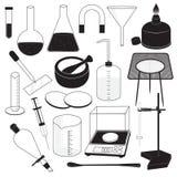 Science Laboratory Equipment Stock Image