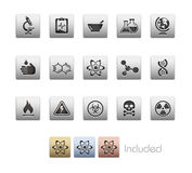 Science // Metallic Series Royalty Free Stock Image