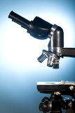 Science  microscope Royalty Free Stock Photos