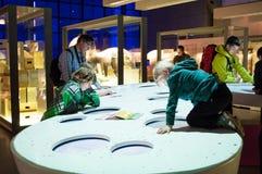 Science museum, London, UK Royalty Free Stock Photos