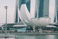 Science Museum at Marina Bay Sands Royalty Free Stock Image