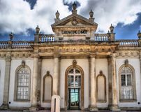 Science Museum at the University of Coimbra Stock Photos
