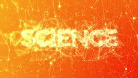 Science in Orange - Buzzword Concept Animation, Plexus Network