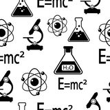 Science pattern Stock Images