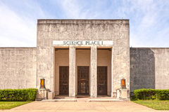 Science Place I at the Fair Park in Dallas, Texas Royalty Free Stock Images