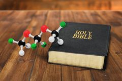 Science and Religion Stock Photos