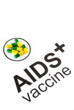 Science research by AIDS Oral vaccine capsule, HIV Stock Photography