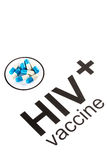 Science research by HIV Oral vaccine capsule, aids Stock Photography