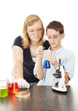 Science in School Royalty Free Stock Image
