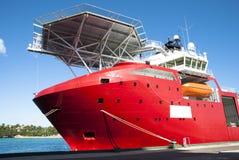 Science Ship Stock Photo
