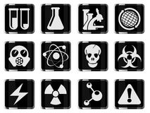 Science Symbols Stock Photography