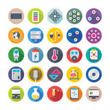 Science and Technology Colored Vector Icons 1. Decorate your science projects, articles, publications, presentations, books, blog or web with this Science and Stock Photos
