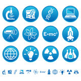Science & technology icons