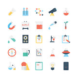 Science and Technology Vector Icons 1 Stock Photography