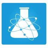Science tube Royalty Free Stock Images