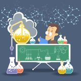 Science Royalty Free Stock Images