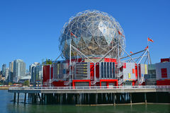 Science World at Telus World of Science. Royalty Free Stock Photo