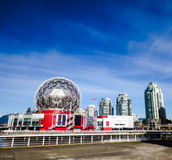 Science World in Vancouver Royalty Free Stock Photos