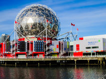 Science World in Vancouver Royalty Free Stock Images