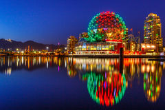 Science World in Vancouver, Canada Royalty Free Stock Photos
