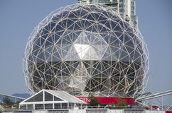 Science World Vancouver Canada Royalty Free Stock Images