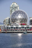 Science World Vancouver Canada Royalty Free Stock Photography