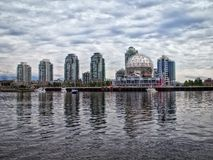 Science World in Vancouver. Stock Photo