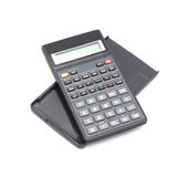 The scientific calculator Royalty Free Stock Images