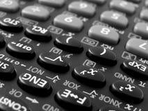 Scientific calculator Stock Image
