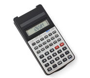 Scientific calculator Stock Photo