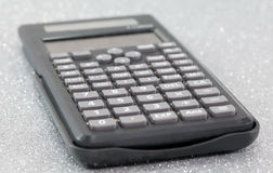 Scientific calculator buttons Stock Images