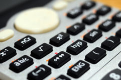 Scientific calculator Royalty Free Stock Photo