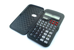 Scientific calculator Stock Image