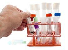 Scientific equipment Stock Photo