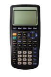 Scientific Graphing Calculator Stock Photo