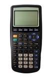 Scientific Graphing Calculator stock photo