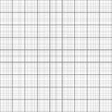Scientific grid paper Royalty Free Stock Images