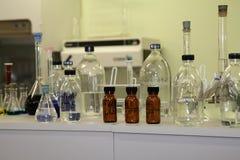 Scientific laboratory Stock Photography