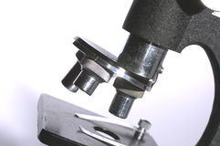 Scientific microscope Stock Photos