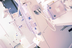 Scientific and practical research laboratory equipment Royalty Free Stock Photography