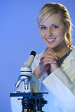 Scientific Research Stock Image