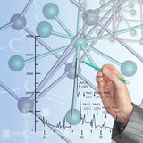 Scientific researches Stock Photography