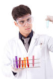 Scientist Royalty Free Stock Image