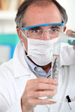 Scientist royalty free stock images