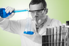 Scientist 5 royalty free stock photography